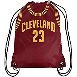 FOCO Cleveland Cavaliers Lebron James #23 Player Drawstring Backpack