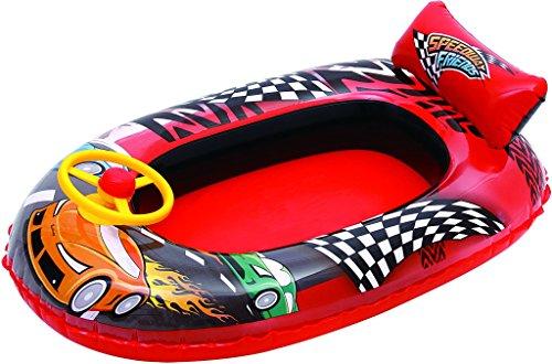 Bestway Kinderboot Speedway Friends Race Car, 102 x 69 cm