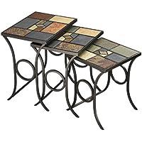 Hillsdale Pompeii Nesting Tables