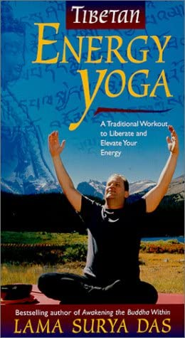 Amazon.com: Tibetan Energy Yoga - A traditional workout to ...