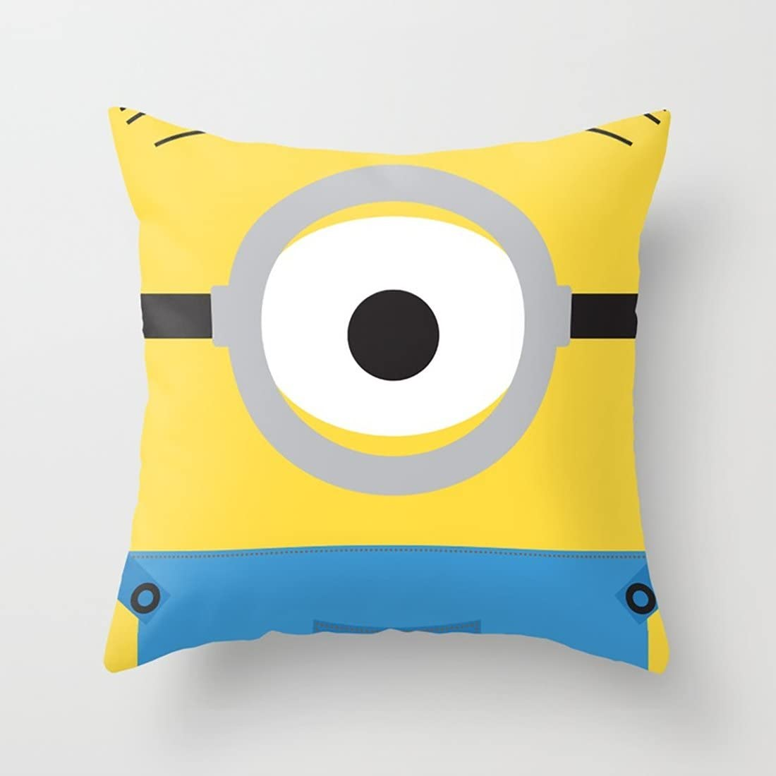 How to sew a minion pillowcase. Look at