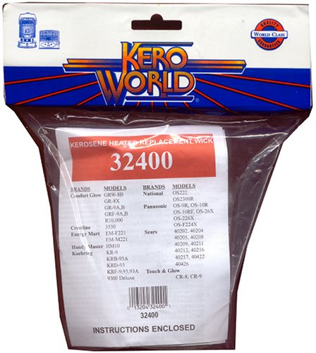 WORLD MARKETING OF AMERICA 32400 Comp Assembly Repl Wick
