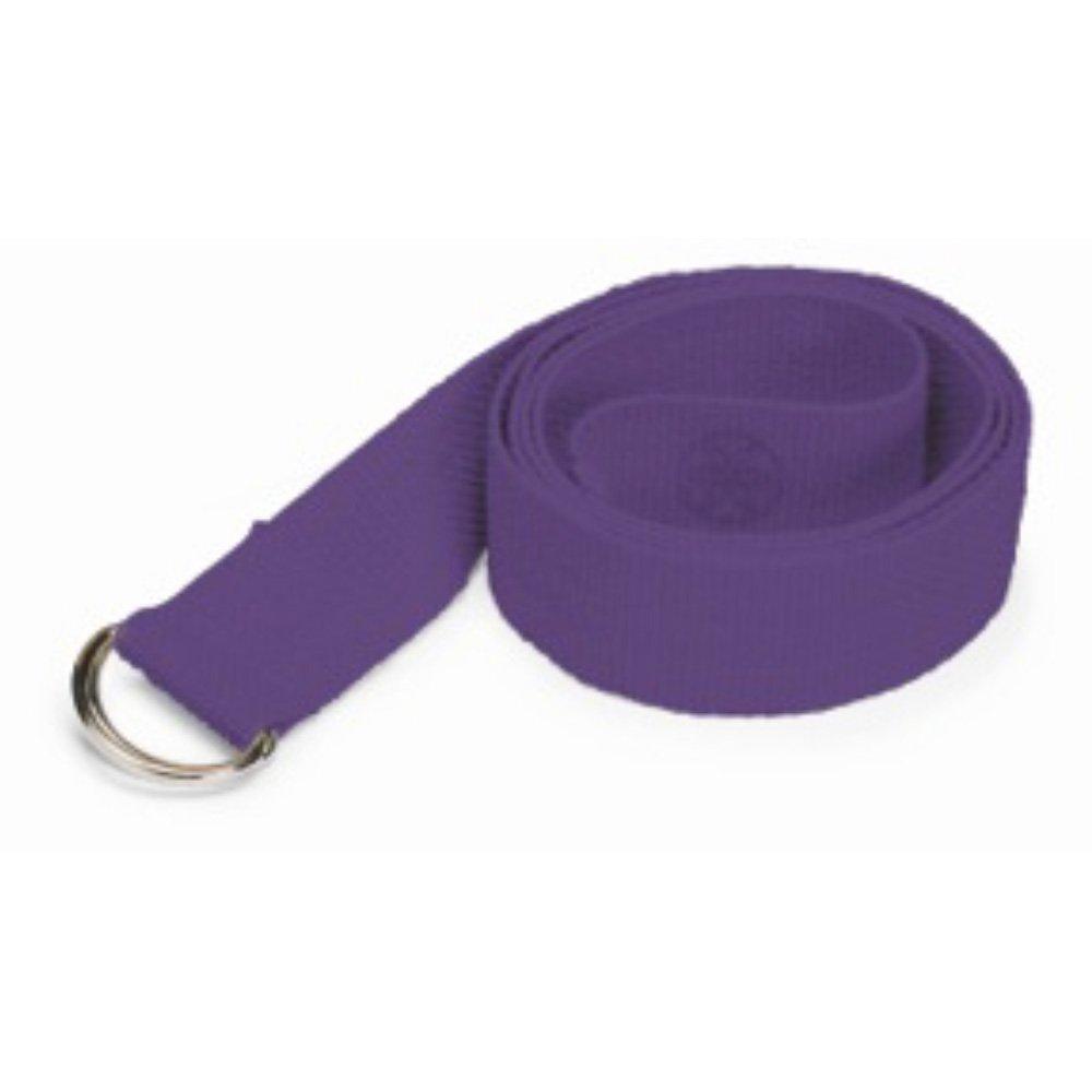 Gaiam Yoga Riemen, violett, 8' 8' 05-62003