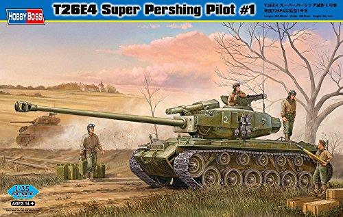 pershing tank model - 4