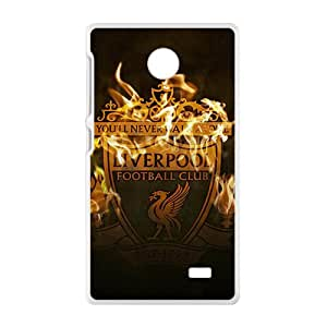 liverpool Phone Case for Nokia Lumia X Case
