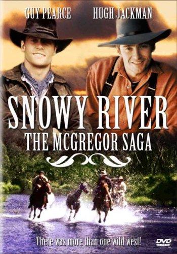 Snowy River: The McGregor Saga by JACKMAN,HUGH