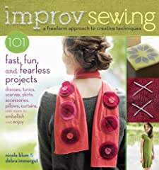 Add charm and personal style to your crafting. Nicole Blum and Debra Immergut offer 101 fun project ideas that will have you incorporating decorative touches and texturally interesting patterns into your sewing repertoire. Each project...