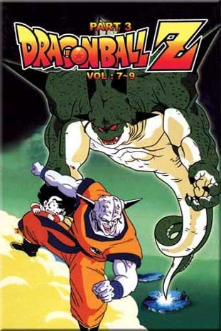Dragon Ball Z - Part 3 Anime DVD English Dub