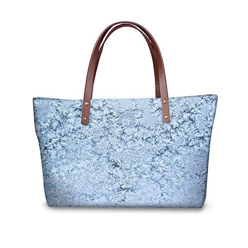 Bags Top Handbags Shoulder Large Handle FancyPrint Satchel W8ccc4106al Women px6TWS