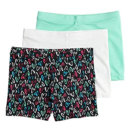 Playground Pals Mini-shorts 3-pack