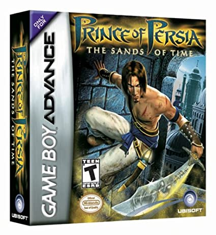 Amazon Com Prince Of Persia The Sands Of Time Artist Not Provided Video Games