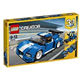 Lego Turbo Track Racer, Light Blue