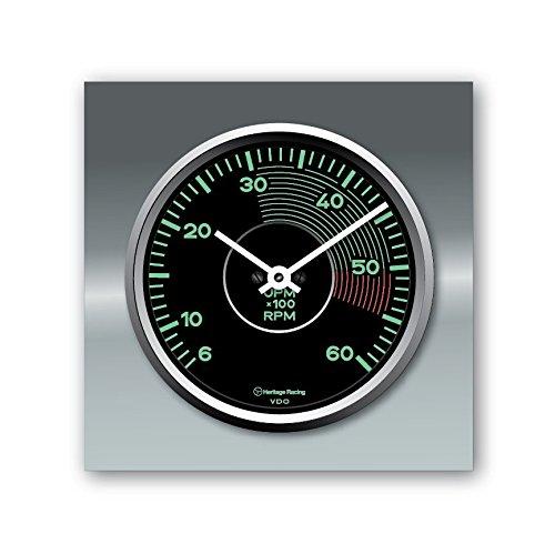 Porsche 356 Tachometer Wall (Porsche Clock)