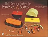 Art Deco Bakelite Jewelry & Boxes: Cubism for