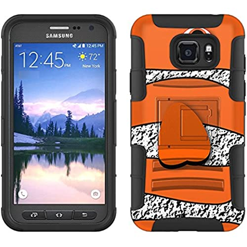Samsung Galaxy S7 Active Armor Hybrid Case Clownfiish 2 Piece Case with Holster for Samsung Galaxy S7 Active Sales