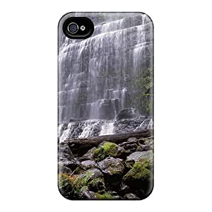 Series Skin Case Cover For Iphone 4/4s(russel Falls)