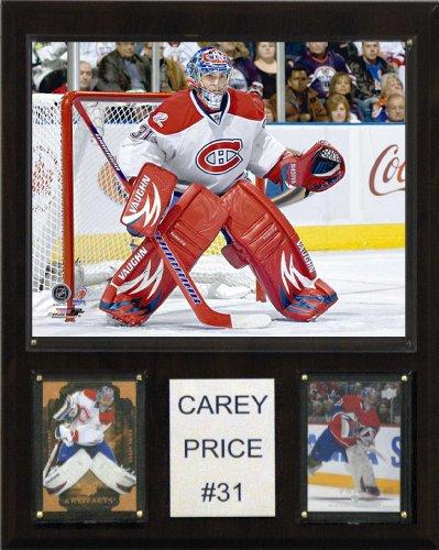 Carey Price Montreal Canadiens (NHL Carey Price Montreal Canadiens Player Plaque)