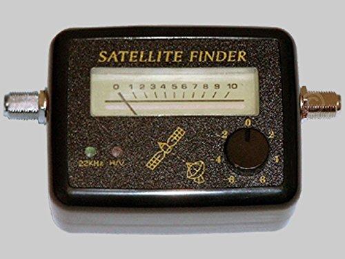 Satfinder Sat-Finder digital analog inkl. Anschlusskabel Satellitenfinder