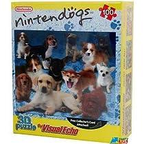 Nintendo 3D Lenticular Puzzle Nintendogs