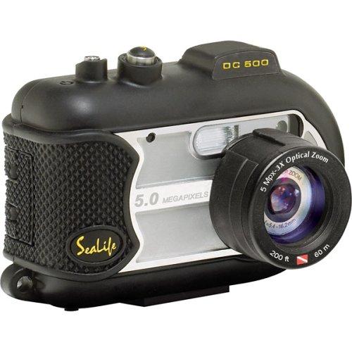 Sealife 5MP DC500 Underwater Camera with 3X Optical (Sealife Reefmaster)