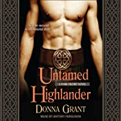 Untamed Highlander: Dark Sword Series, Book 4 | Donna Grant