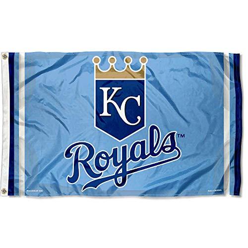 Kansas City Royals Tailgate - WinCraft Kansas City Royals Powder Blue Flag and Banner