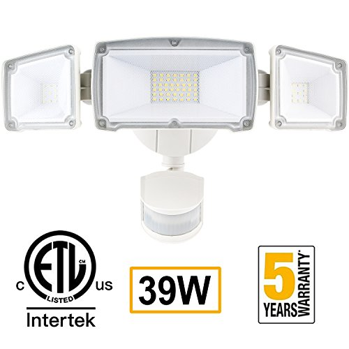 Industrial Outdoor Motion Sensor Light