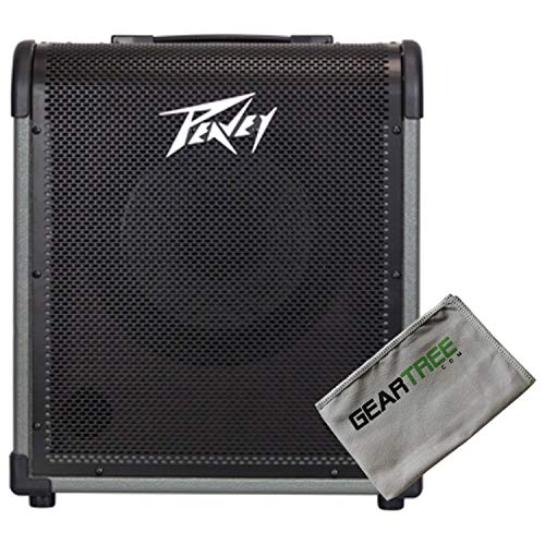Peavey 03616810 MAX 100 Bass Combo Amp w/Polish Cloth