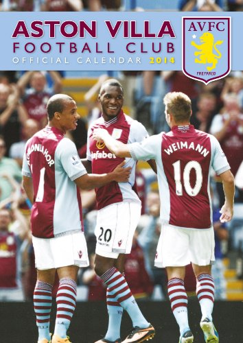 (Official Aston Villa 2014 Calendar)