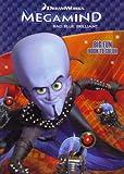 Megamind Bad.Blue.Brilliant Big Fun Book to Color- Superhero Showdown or Whos the Hero Choose below 1 book ~ 96 Pages