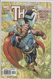 Download The Mighty Thor #78 / #580 (Comic) pdf epub