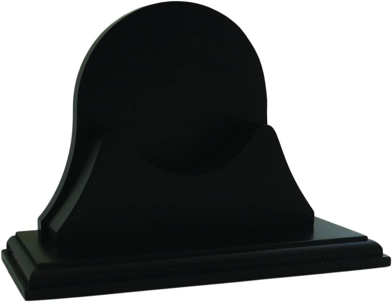 Weems and Plath Single Wood Base for Endurance II 135 Instruments Black