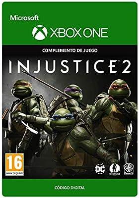 Injustice 2: TMNT | Xbox One - Código de descarga: Amazon.es ...
