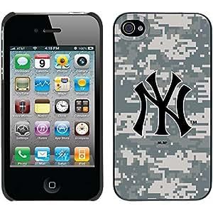 New York Yankees - Digi Camo Ny design on Black iPhone 6 plus 5.5 Thinshield Snap-On Case