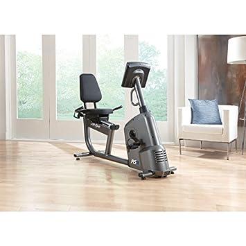 Life Fitness Bicicleta Estática Lifecycle RS1: Amazon.es: Deportes ...