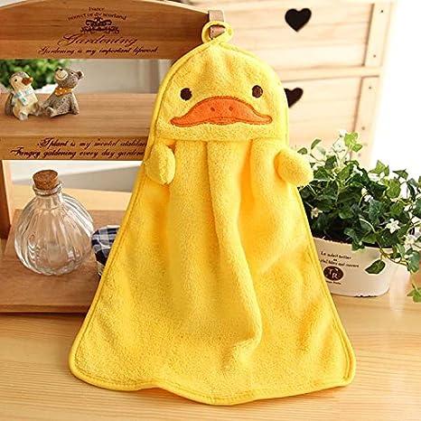 HuaYang Carcasa de bebé para niños suave tela para toallitas húmedas diseño con texto en inglés