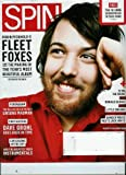 img - for Spin May 2011 Robin Pecknold of Fleet Foxes | Free 18-song Soundtrack to This Issue book / textbook / text book