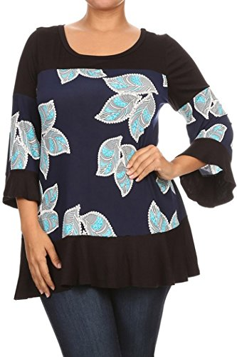 Fashion Stream Womens Sleeve Relaxed
