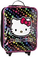FAB Starpoint Little Girls'  Hello Kitty Rainbow Stars 15 Inch Soft Pilot Case