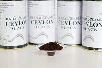 Amazon com : Ceylon Black Tea - 100 Grams (3 5 Oz) : Grocery