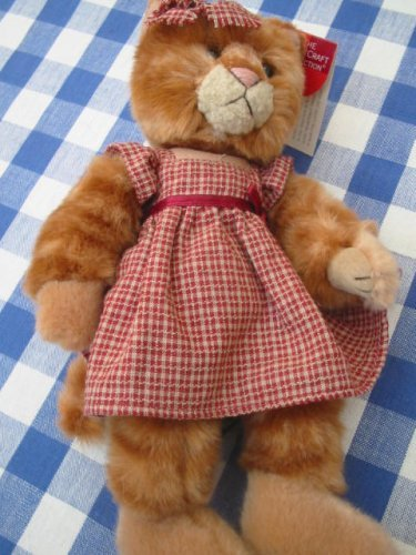 Vintage Russ Collection - Stuffed Bear Apperley By Russ Vintage Collection Edition