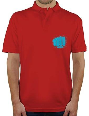 latostadora - Camiseta Polo Puo para Hombre Rojo XXL: djvikbass ...