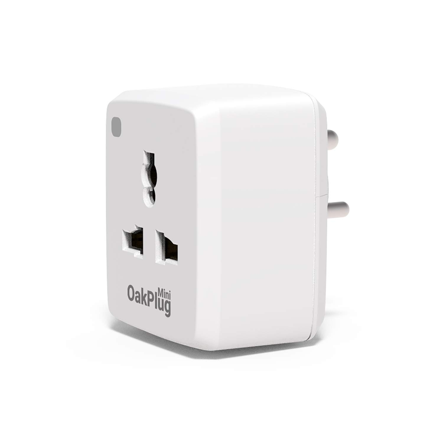 Oakter 6 Amp WiFi Smart Plug (No Hub Required)