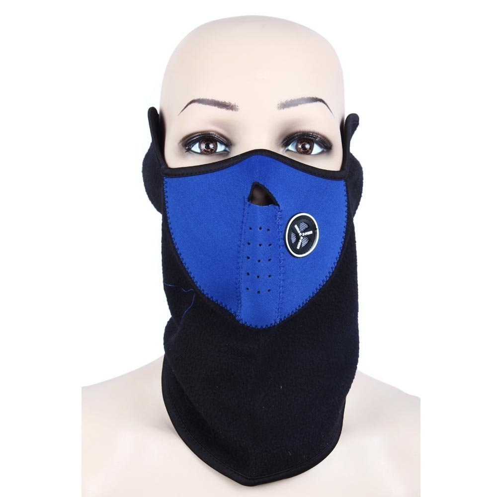 KTZ Neoprene Neck Warm Face Mask Sport Motorcycle Ski (in Blue) by HISPUK AA505