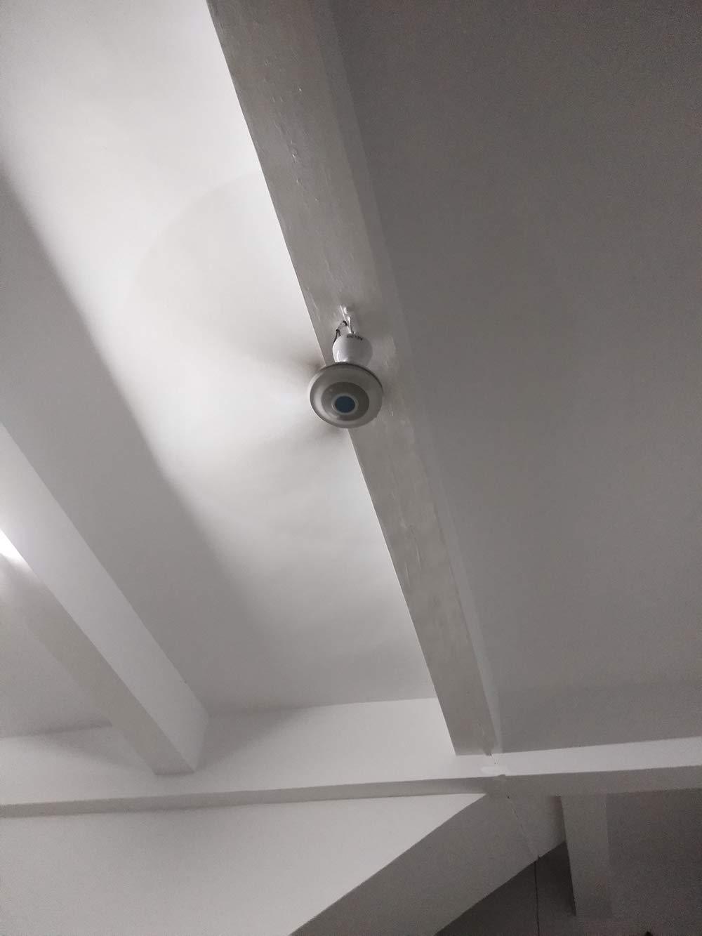 28'' Inch 110V AC electric Ceiling Fan Energy Saving Indoor Ceiling Fan Outdoor gazebo ceiling fan … (28 INCH)