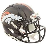 Riddell NFL Denver Broncos Revolution Speed Mini Helmet
