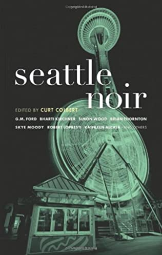 book cover of Seattle Noir
