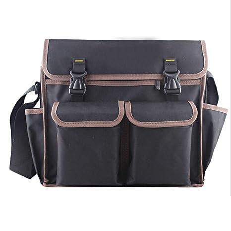 Bolsa de herramientas para mochilas y bolso cruzado, bolsa de herramientas duradera con bolsillos internos