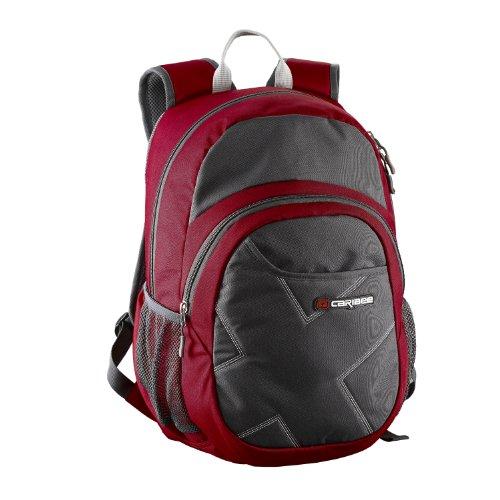 caribee-deep-blue-daypack-red