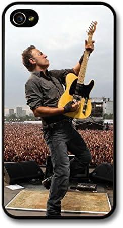 Carcasa Bruce Springsteen concierto Live amarillo funda para ...